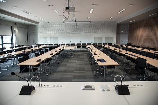 salle du conseil - présidence